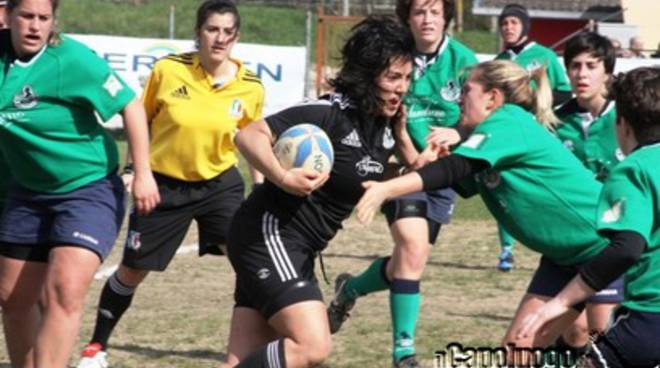 Rugby donne: L'Aquila chiude in bellezza [Foto]