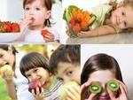 Scuole infanzia: arriva il menù estivo