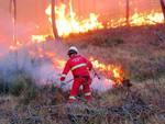 Vasto incendio a Pescara