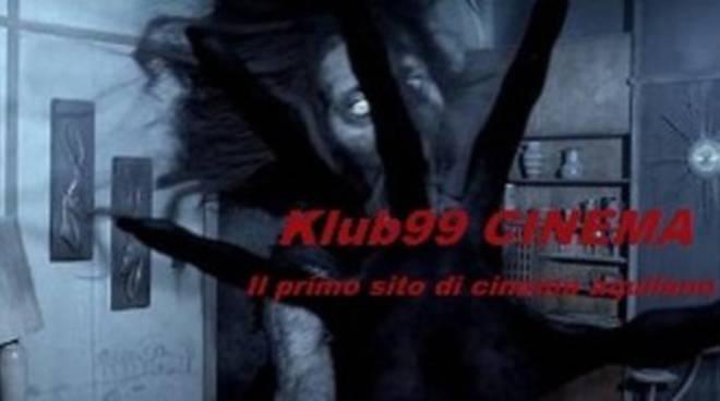Cinema, collaborazione tra IlCapoluogo e Klub 99