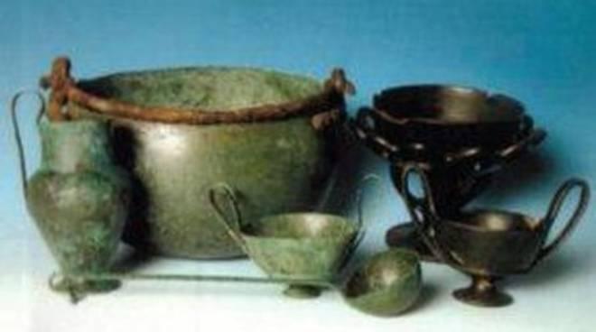 I Vestini tra L'Aquila e Onna 3000 anni fa