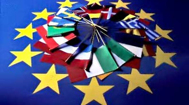 Il 9 e 10 maggio: festa dell'Europa