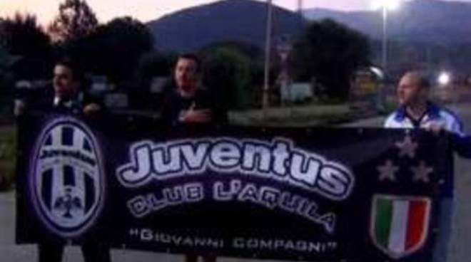 Presentazione Juve Club Doc L'Aquila