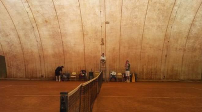Tennis, serie A2: buon pari per Ct L'Aquila