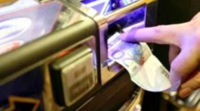 Allarme gioco d'azzardo in Abruzzo