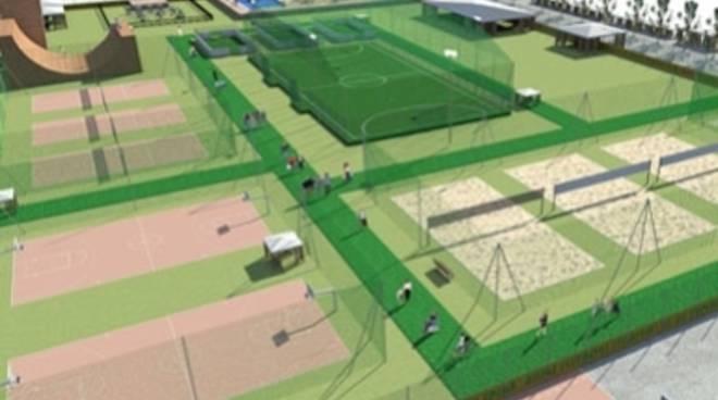 Comune L'Aquila, chiesti fondi per impianti sportivi