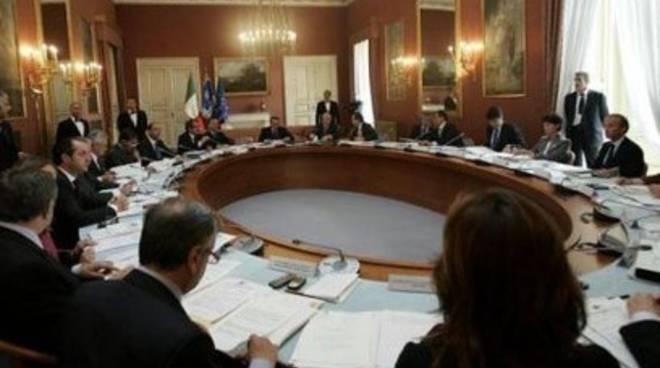 «Consiglio dei Ministri a L'Aquila»