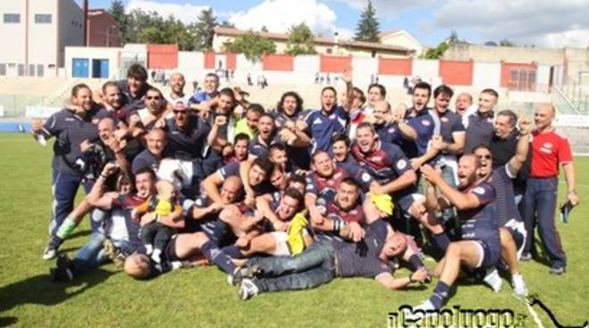 Gran Sasso Rugby in serie A [Foto]