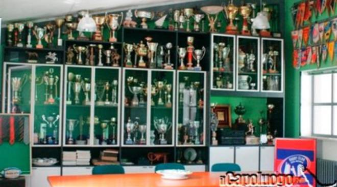 Inaugurazione museo del rugby
