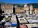 San Massimo, la fiera torna in centro