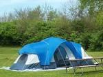 Vacanze: 3,5 milioni in tenda, roulotte o camper