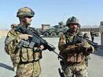 Afganistan: ferito militare italiano