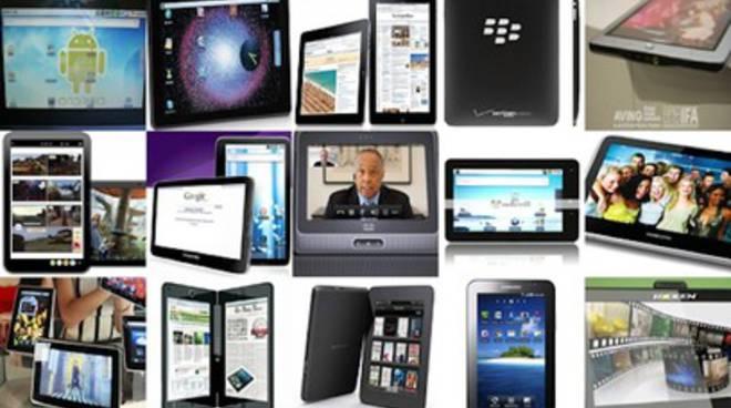 Allarme occhi per computer e tablet