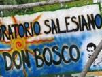 Boldrini in visita all'Oratorio Don Bosco