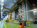 Castiglione visita i laboratori di fisica del Gran Sasso