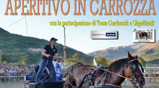 Horse Show a Lucoli