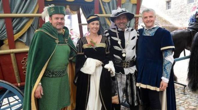 La Giostra cavalleresca trionfa a Burghausen