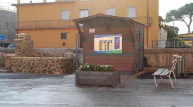 Paganica, inaugurazione impianto 'Acqua sì'