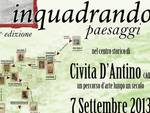 A Civita D'Antino torna 'Inquadrando paesaggi'