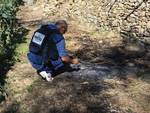 Abruzzo, giornata calda per i forestali
