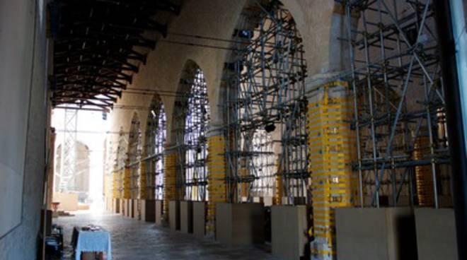 Chiusa la Basilica di Collemaggio