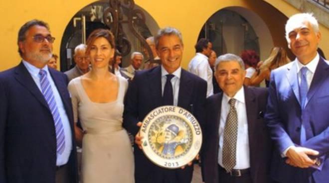 Ecco i nuovi 'Ambasciatori d'Abruzzo nel Mondo'