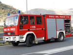 Incendi, 4 ettari in fumo a Guardiagrele