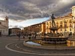 L'Aquila, bus navetta per il centro storico