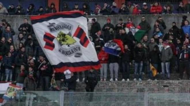 L'Aquila Calcio: 14 reti per l'amichevole a Luco