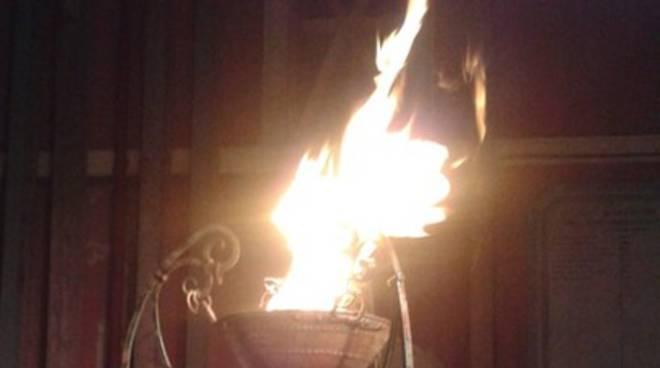 Perdonanza 2013, il fuoco della speranza