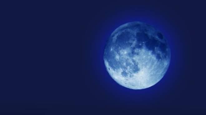 Questa sarà la notte della Luna blu
