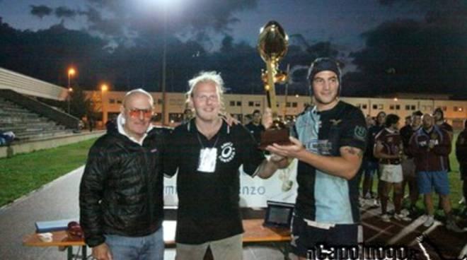 Rugby, alla Lazio il terzo Memorial Sebastiani