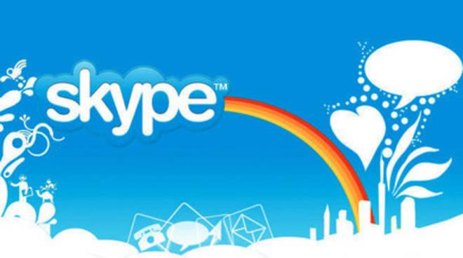 Skype, nel futuro videochiamate 3D