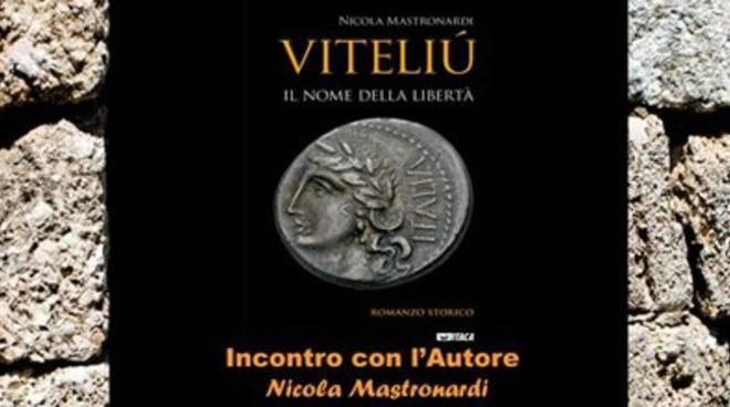 Villavallelonga, Mastronardi presenta 'Viteliù'