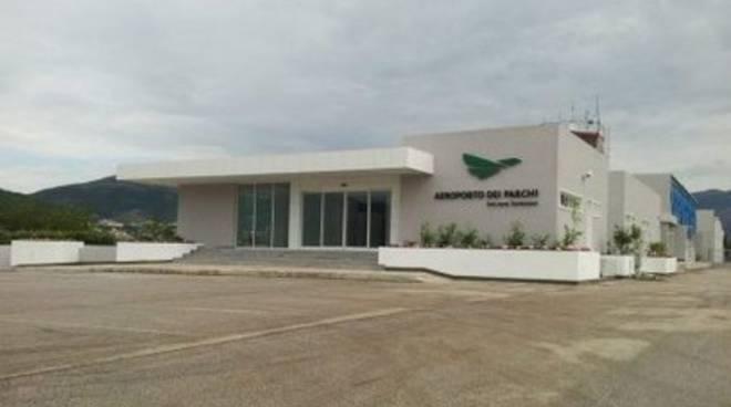 Aeroporto Parchi, «Nessun interesse personale»