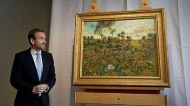 Arte, scoperto nuovo quadro di Van Gogh
