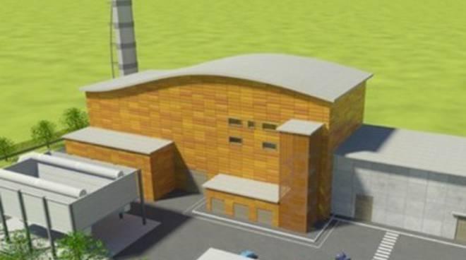 Centrale a biomasse, «Realizzazione in corso»