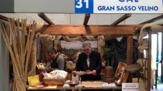Il Gal Gran Sasso Velino al Festival dei Borghi