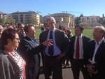 Malagò a L'Aquila, «non ho compiti legislativi»