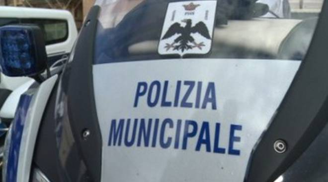 Polizia municipale sequestra bar
