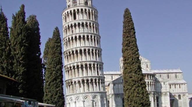 Prima mappa in 3D della Torre di Pisa