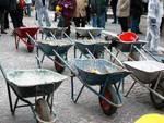 Processo carriole: sit-in, «arrestateci tutti»