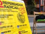 Referendum Radicali, 107 firme a Sulmona