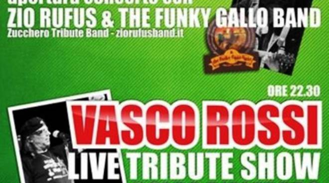 Storica tribute band di Vasco a L'Aquila
