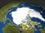 Artico mai così caldo da 44 mila anni