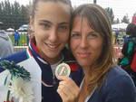 Atleta aquilana vince il quinto posto a Jesolo
