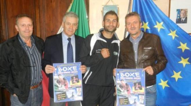 Boxe, Castellucci a caccia del titolo europeo
