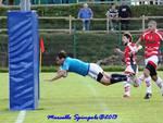 Gran Sasso Rugby: sconfitta al fotofinish