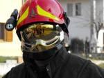 Incendi, fabbrica di legname semidistrutta a Celano