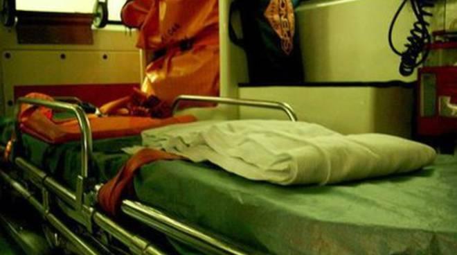Incidenti sul lavoro, operaio perde un piede